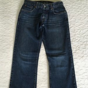 LUCKY BRAND Dungarees Boot Cut Blue Jeans 2 - 26